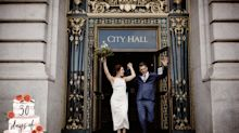 12 Dresses Perfect for the City Hall Bride