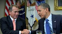 'Fiscal Cliff' Negotiations: Boehner's Plan B