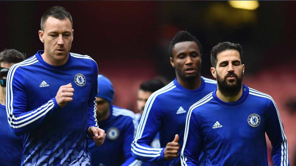 """Fabregas: """"Terry ist für Chelsea unersetzlich"""""""