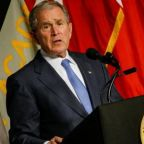 The blood on George W Bush's hands will never dry. Don't glorify this man | Ross Barkan