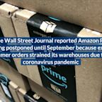 Amazon Prime Day May Be Postponed Again Due To Coronavirus