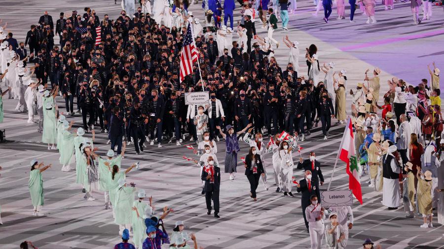 Watch: Tokyo Olympics Opening Ceremony