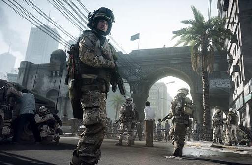 Love is a Battlefield 3 that's free for a week on Origin