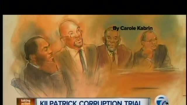 Jury selection in Kilpatrick trial continues