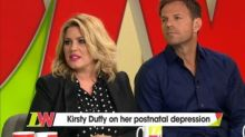 C4 host Kirsty Duffy opens up over postnatal depression