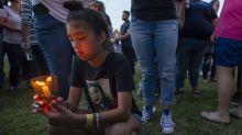Disturbing school-shooting hashtag goes viral