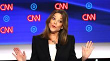 Marianne Williamson takes on the 'dark psychic force' of Trumpism
