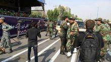 Iran's Revolutionary Guards threaten to avenge military parade attack