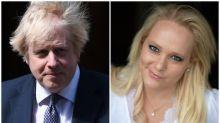 Jennifer Arcuri 'admits to affair with Boris Johnson'