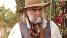 Ator de 'Flor do Caribe', Jonas Mello morre aos 83 anos