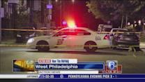 Man drives to hospital while shot, wounded in West Philadelphia