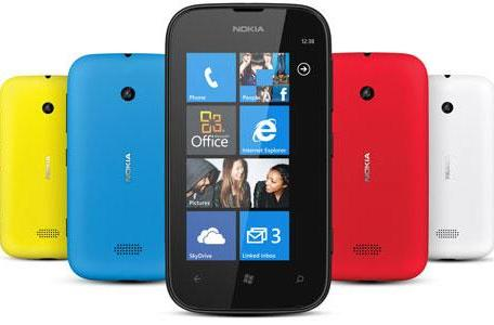 Nokia launches budget Lumia 510: Windows Phone 7.5, 4-inch display and 5-megapixel camera (video)