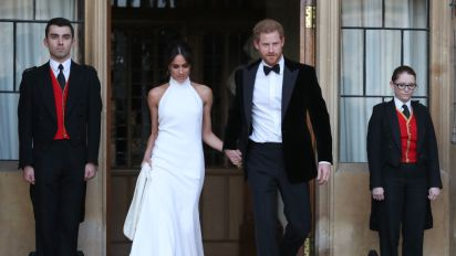 Meghan Markle's reception dress is available for $4600, thanks to Stella McCartney