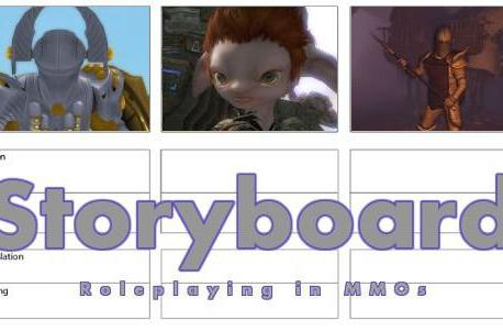 Storyboard: Making character relationships work