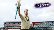 The Five Pointer: England in Ashes fight after Smith dominates, Williams eyes record, Mings for England