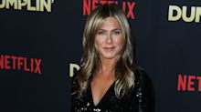 Get the look: Jennifer Aniston's sequin minidress is a holiday must-have