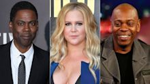 Amy Schumer clarifies salary negotiations — says she 'doesn't deserve equal pay' to Chris Rock and Dave Chapelle