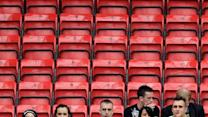 Olympic fans frustrated by empty seats