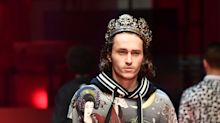 Miley Cyrus' brother makes his catwalk debut for Dolce & Gabbana