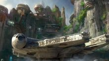 See Disneyland's Inside Look at the New 'Star Wars' Attractions — Including a Cantina!