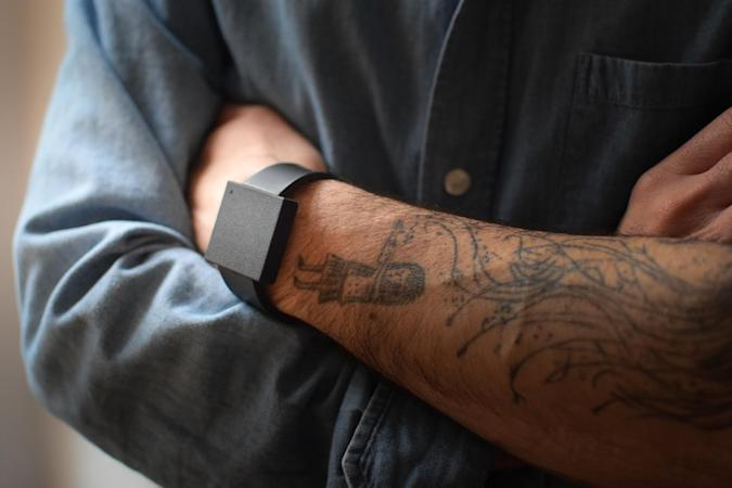 Basslet: Bass am Arm statt Smartwatch