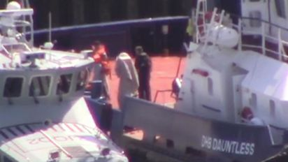 'More than 50' migrants rescued from Channel