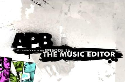 All Points Bulletin video podcast shows off the music editor