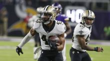 Saints fans welcome back players, show love to Marcus Williams