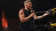 Ex-NFL standout Pat McAfee: WWE work has been 'time of my life'
