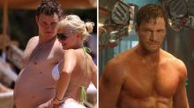 12 Actors who got insanely buff for Marvel: before and after