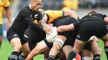 Rugby - Bledisloe Cup - Bledisloe Cup: les All Blacks battent l'Australie dans le deuxième match