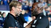 Frustrated Klopp mocks West Brom after draw