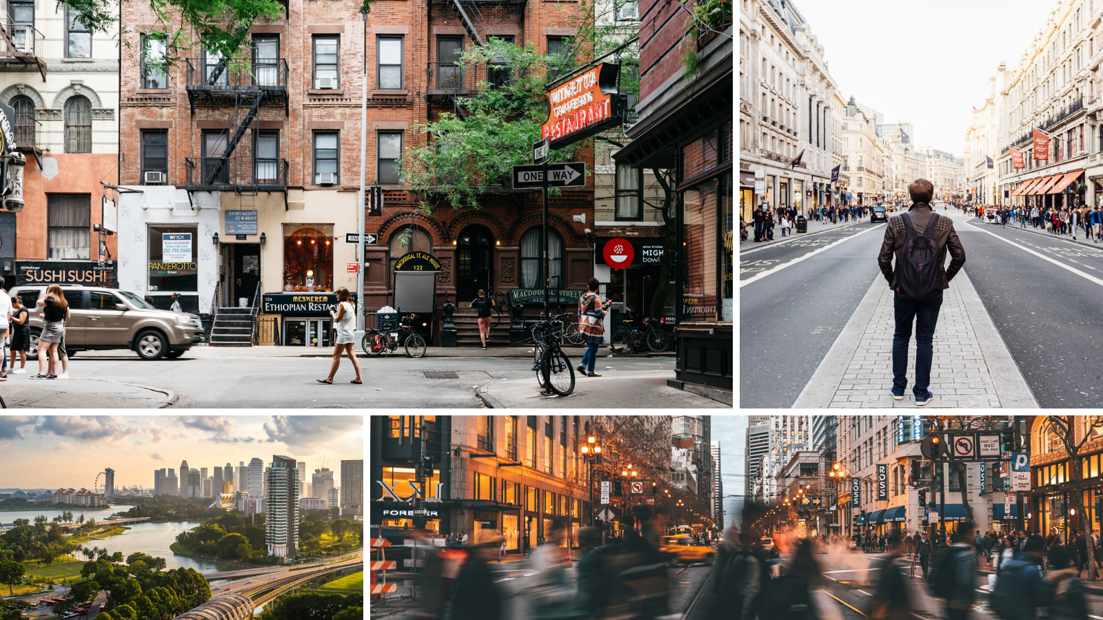 The best cities for global workers in 2020