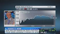 Pisani: Stable afternoon of trading
