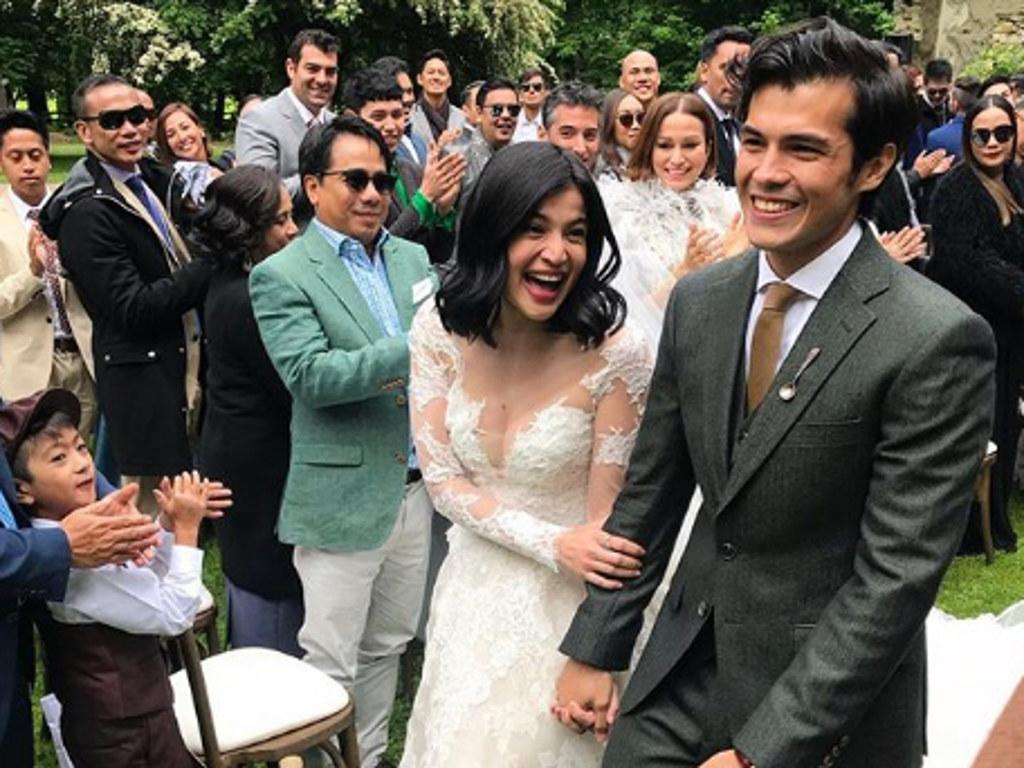 Anne Curtis and Erwan Heussaff tie the knot  Anne Curtis and...