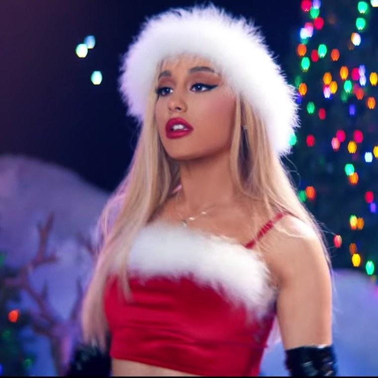 Ariana Grande Christmas.Ariana Grande S Christmas Songs Ranked