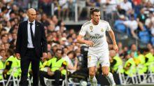 Zidane defends Bale after latest injury set-back