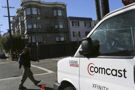 News post image: Comcast Stock Falls 6%