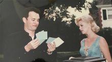 Las asombrosas fotos con las que Charlize Theron felicita a Tom Hanks, su amor platónico de la infancia