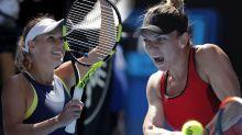 Caroline Wozniacki vs. Simona Halep in Australian Open final as both try for first major title