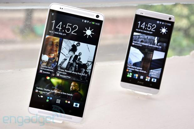 Sprint's HTC One Max pegged for November 15th release by Best Buy (update: official)
