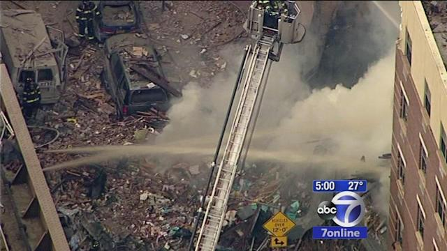 NTSB provides latest info in East Harlem Explosion