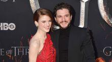 """So begeistert reagieren Fans auf das """"Game of Thrones""""-Baby von Rose Leslie und Kit Harington"""