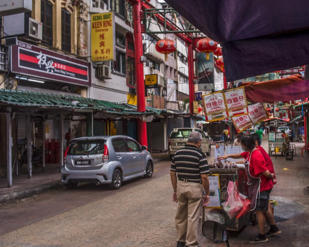 Inside Chinas sex trade: seduction, sympathy, survival