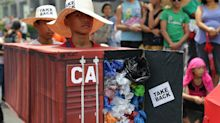 Why has the Philippines threatened 'war' over Canadian garbage?