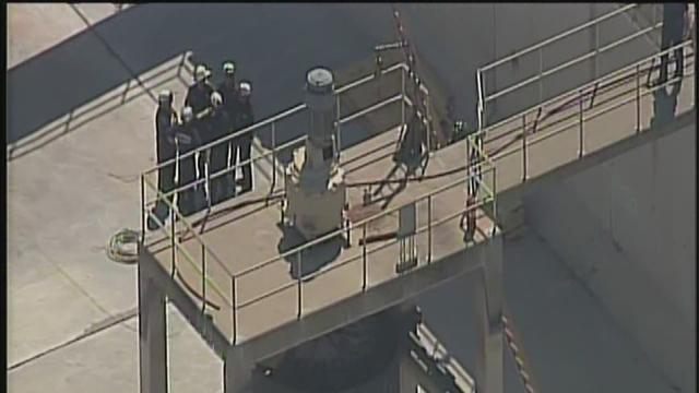 Man falls to his death inside an empty tank at Northwest Water Treatment Facility