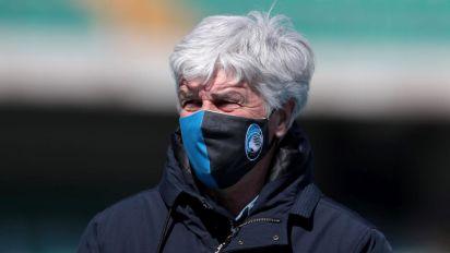 Gasperini: 'Pirlo? Magari alla Juve pensano che possa diventare un grande allenatore. Non ho cacciato io Gomez'
