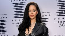 Rihanna apologizes to Muslim community for using song with Islamic scripture in fashion show