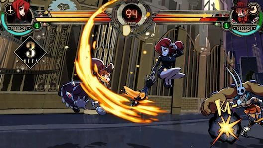 Konami requests Skullgirls takedown from XBLA, PSN