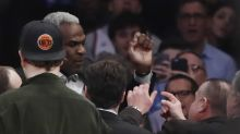 Report: Knicks owner fires MSG security chief after Oakley debacle